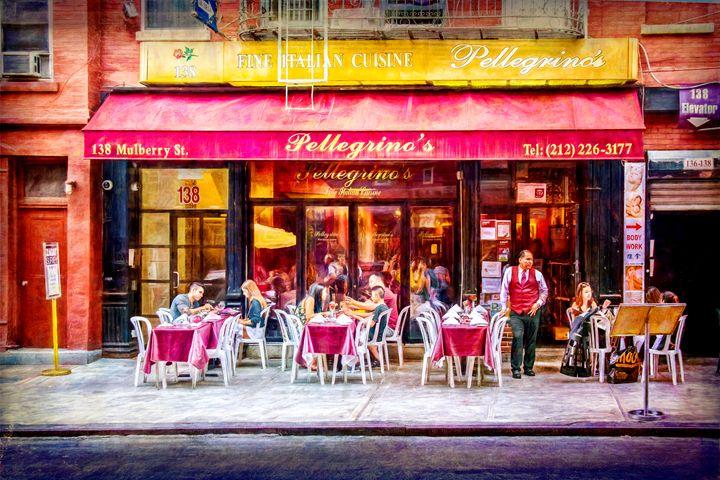 Pellegrino's Restaurant - Transchroma Photography