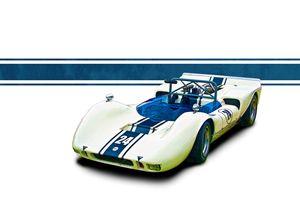 1969 MRC MkII Repco Brabham - Transchroma Photography