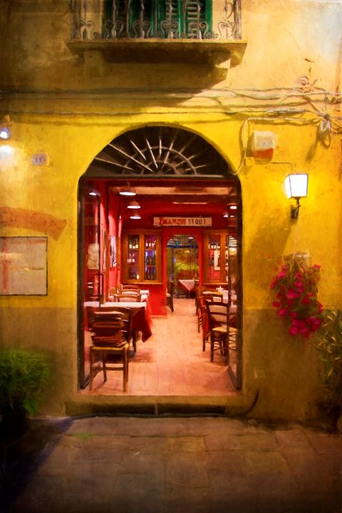 Lucca Restaurant - Transchroma Photography