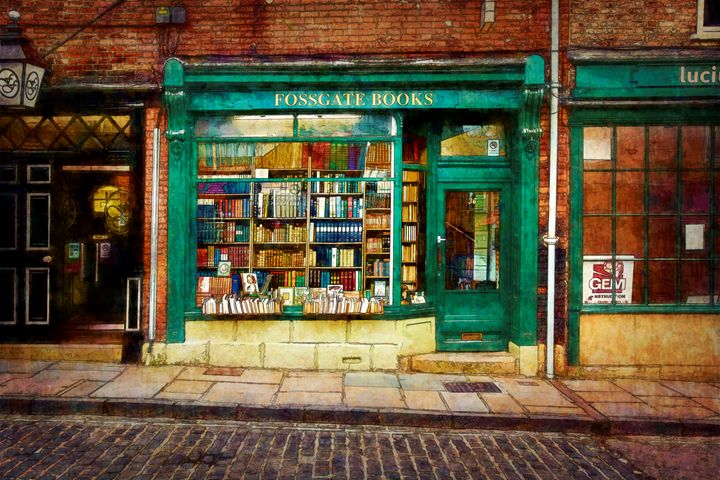 Fossgate Books - Transchroma Photography