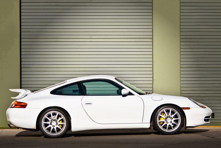 1996 Porsche 911 - Transchroma Photography