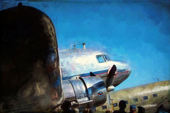 Douglas DC3 - Transchroma Photography