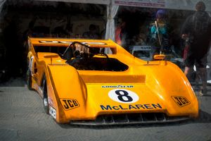 McLaren M8F - Transchroma Photography