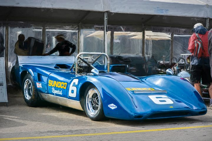 Can-Am Lola T163 - Transchroma Photography