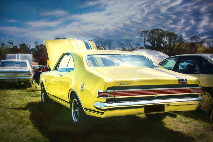 Holden Monaro GTS - Transchroma Photography