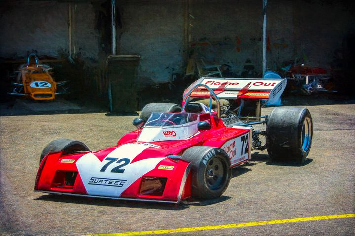 1972 Surtees TS9B-006 - Transchroma Photography