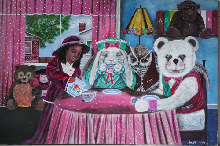 Tea party - ronpear