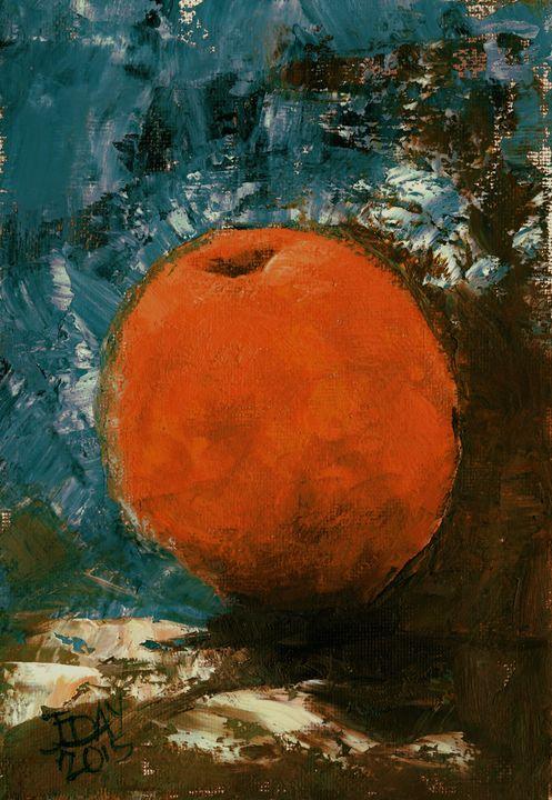 Orange - Jaana Day