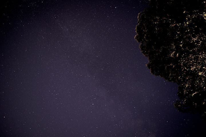 Milky Way - Charlie Quanstrom Photography