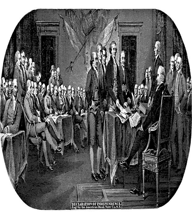 United States Declaration of Indepen - rajindia