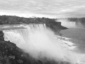 The Great Falls - Mike Fensterer Art