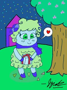Willow the sheep