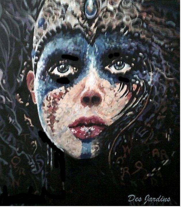 Sensura - Art by Timothy DesJardins