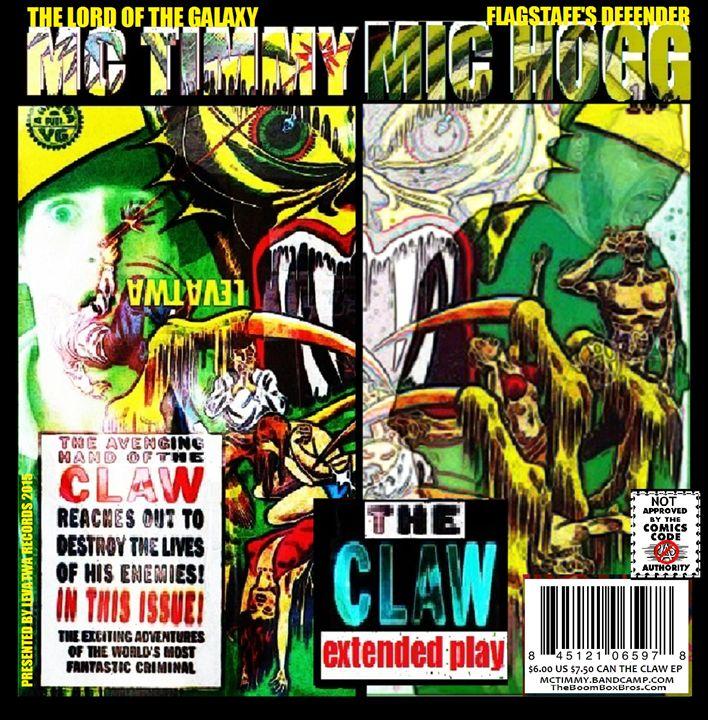MC Timmy/Mic Hogg The Claw EP - MC Timmy