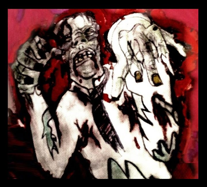 Zombie - MC Timmy of Levatwa Records