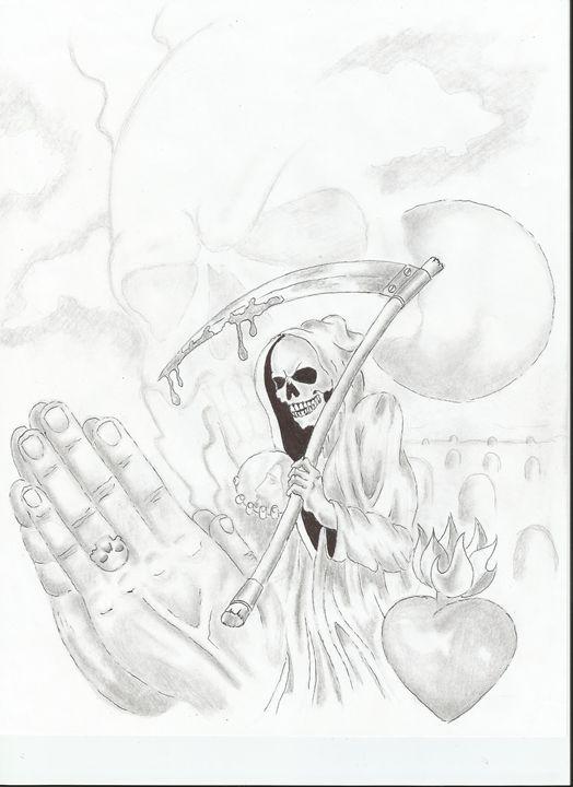 Grim-Reaper - Willie's World