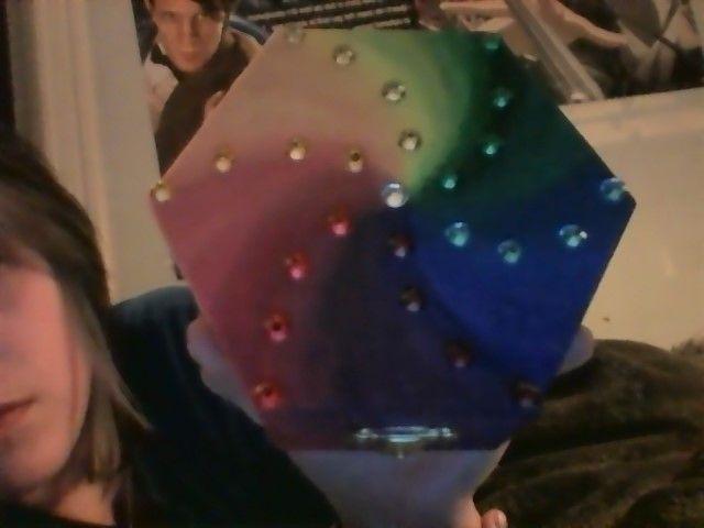 rainbow jewellery box - Fletcher's Fantasy Art and Accessories