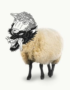 Traditional Sheep Face