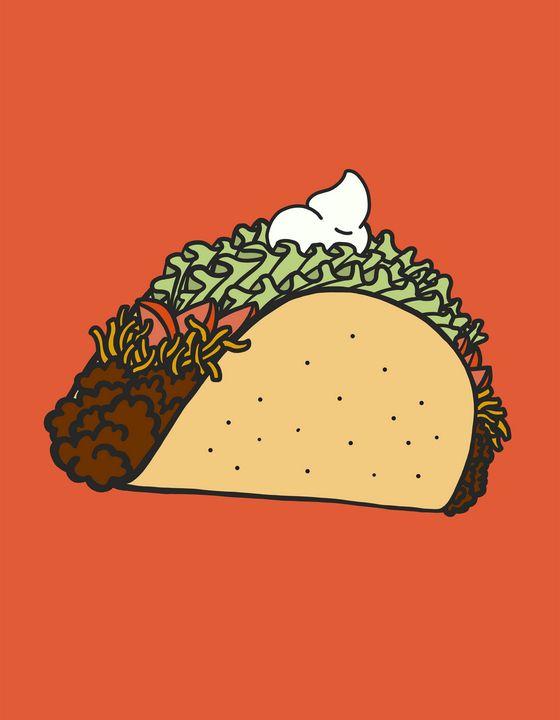 Taco - Tyler Genovese Art