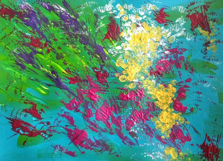 Bright Bubbles - Silke Kummer-Still