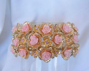 Vintage style Pink Rose