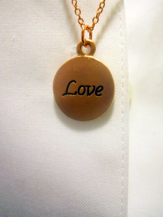 Love Necklace - Choose Yourself