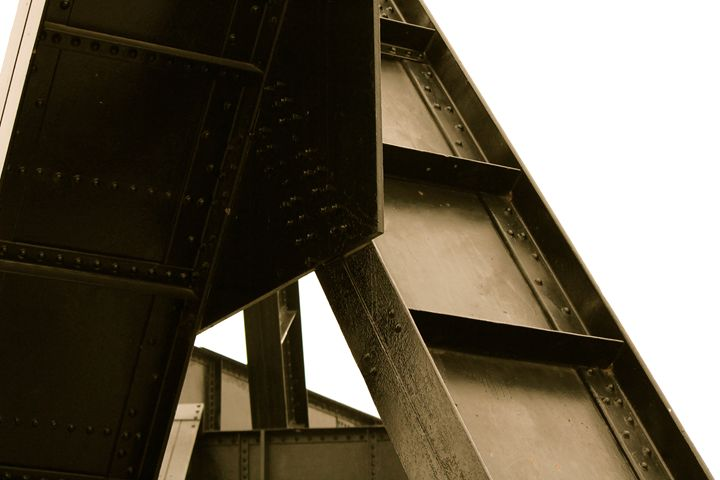Steel Sculpture - Kate's Photography