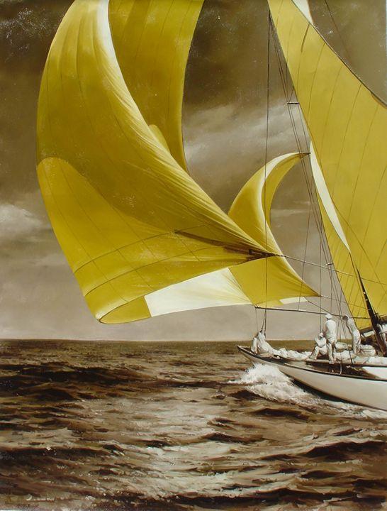 Outward Bound - Lucia Amitra