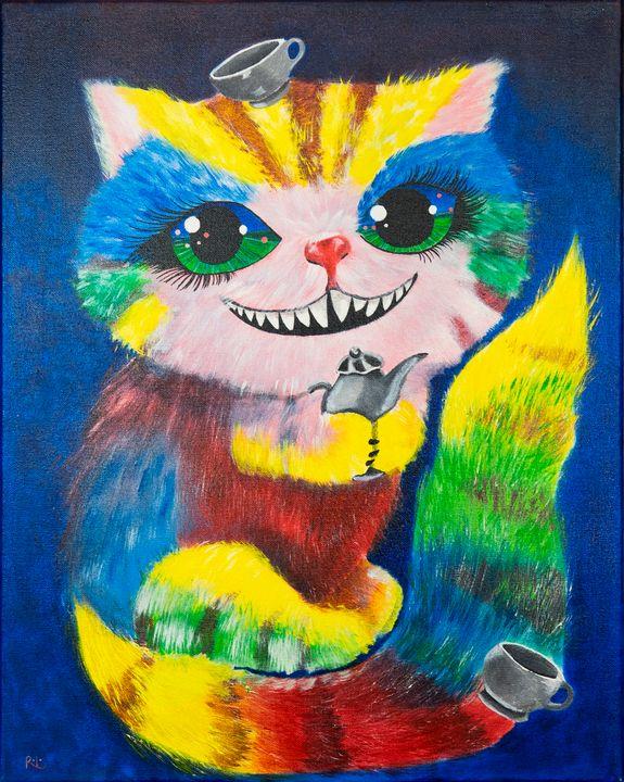 Wonderland Cat - Rolo