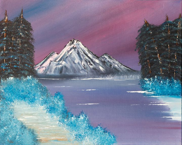 Icy Mountain - Rolo