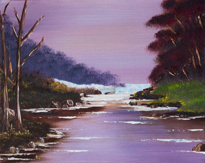 Purple River - Rolo