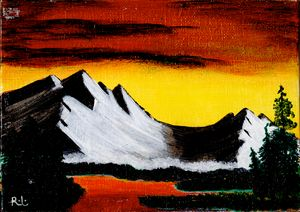 Small Mountain Range