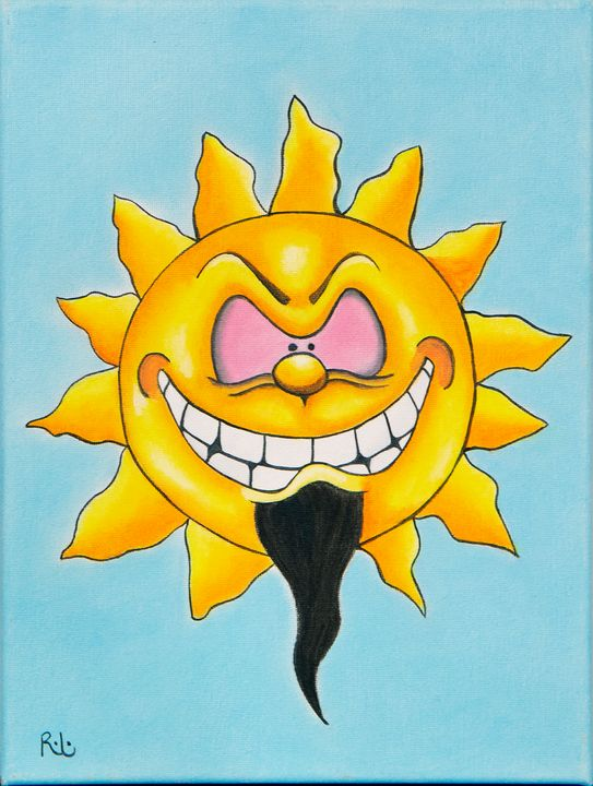 Bearded Sun - Rolo
