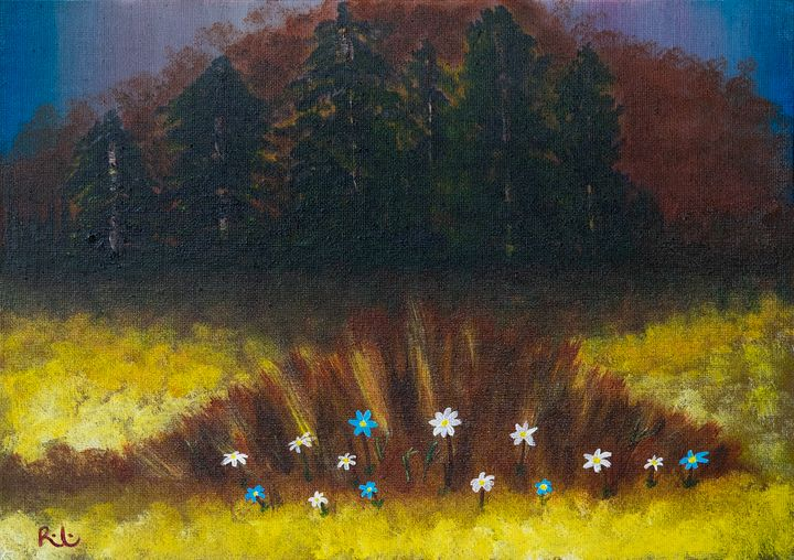 Bed of Daisies - Rolo