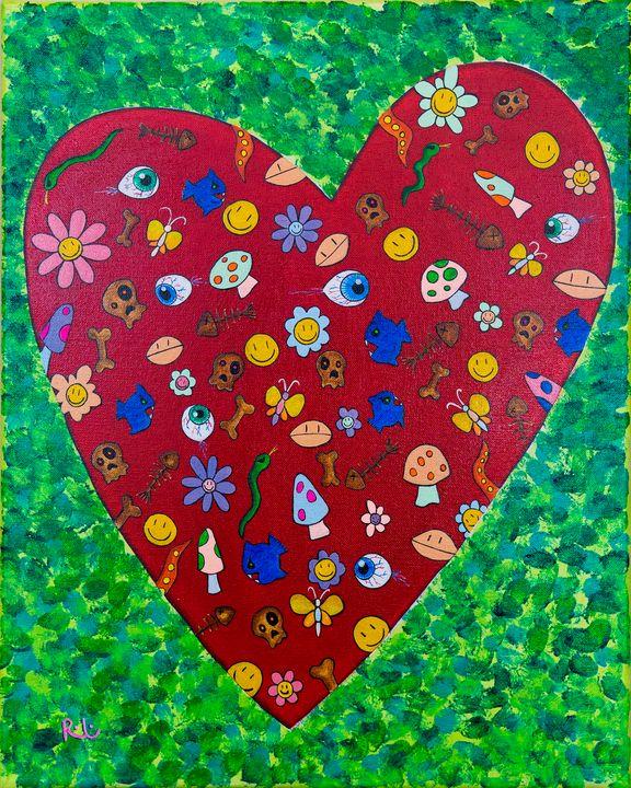 Heart of Art - Rolo