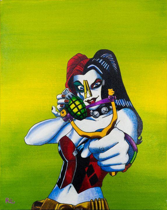 Joker Woman - Rolo