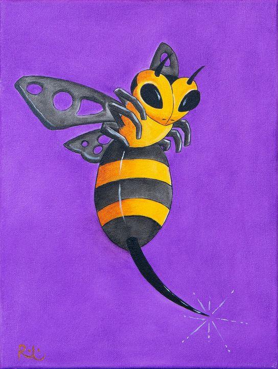 Metal Bee - Rolo