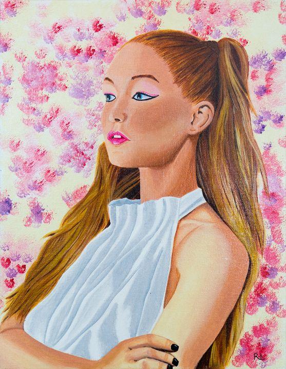 Pink Girl - Rolo