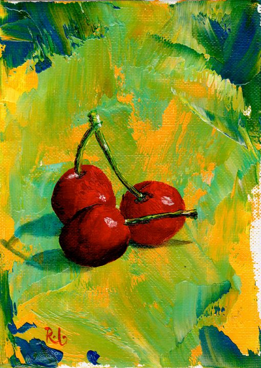 Small Cherries - Rolo