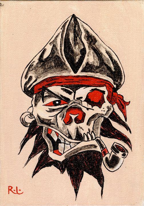 Small Dead Pirate - Rolo
