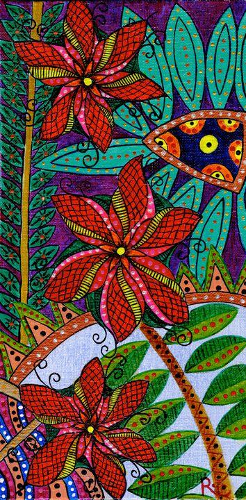 Small Flower Pattern - Rolo