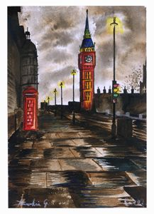 Color of London – Grey