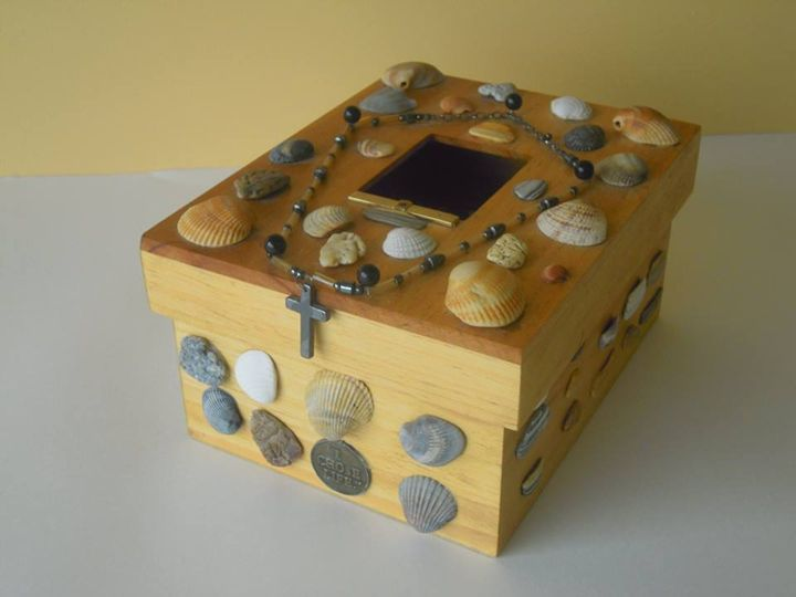 Personalized Hand Designed God-Boxes - Murphy Art & Soul