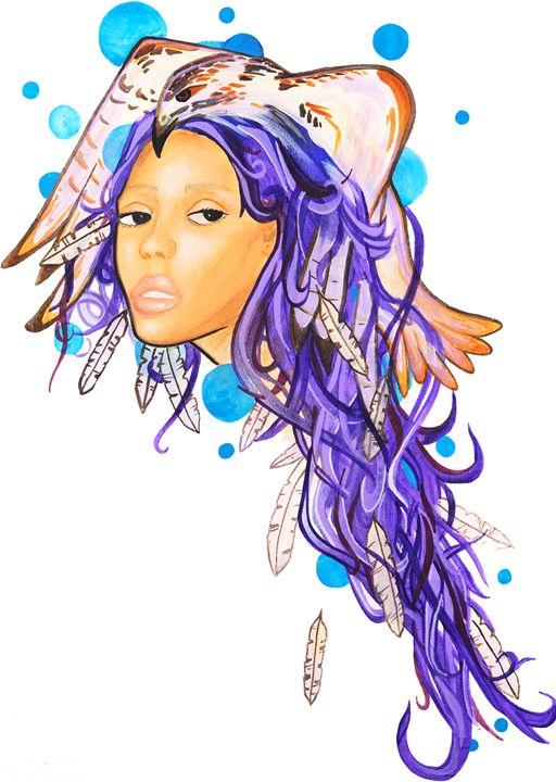 Free Feather - Arise Rawk