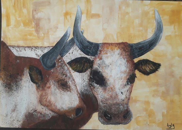 Nguni - TylaJo's Art