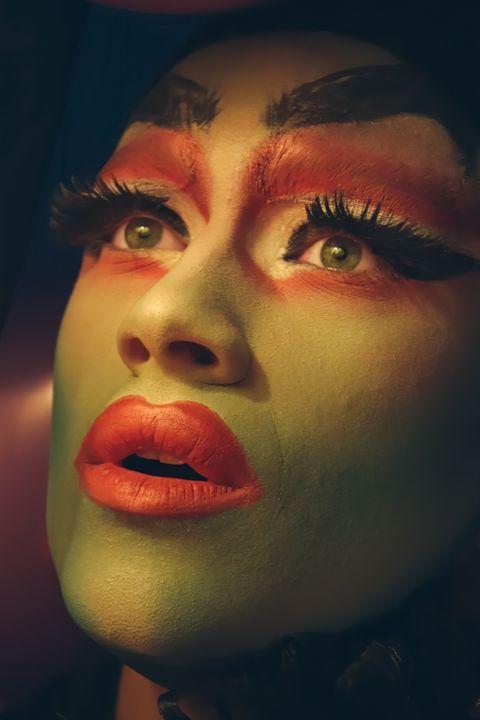 Queen Of Drama - Alejandro Romero FineArt