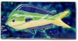 Mahi Mahi Fish Plaque