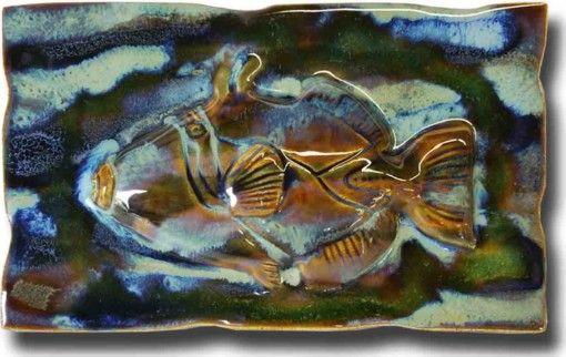Humuhumunukunukuopua'a - Ceramic Designs by Albert