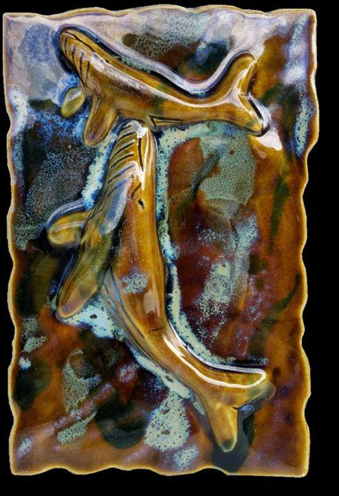 Small First Breath Plaque - Ceramic Designs by Albert
