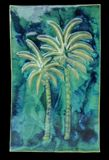 Palm Tree Plaque